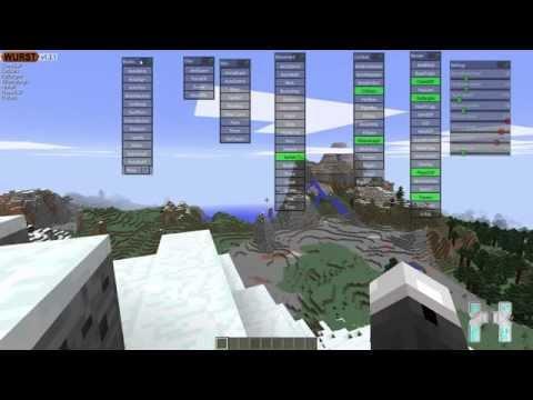 Minecraft 1.8.x Hacked Client [Wurst Premium Edition] FREE DL