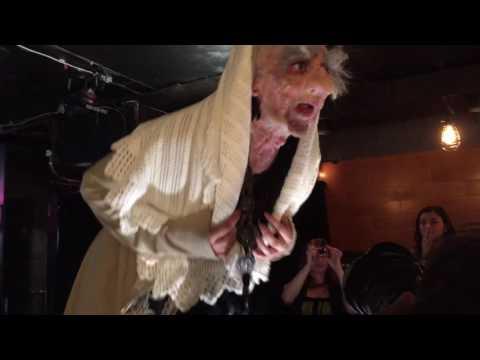 Old Hag on the Catwalk - RAW: Natural Born Artist  - Ottawa May 2016