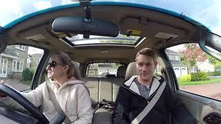 test driving the ford maverick!