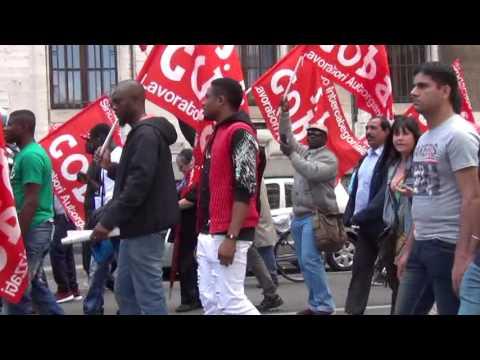 MILANO FP a sostegno dei lavoratori francesi