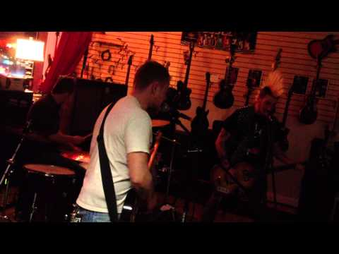 The Street Rats live at Gorham Brothers Music  01.11.13