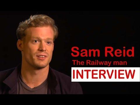 Sam Reid: The Railway Man Movie