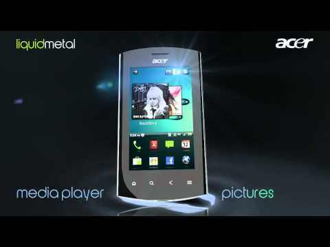 Acer Liquid Metal SmartPhone