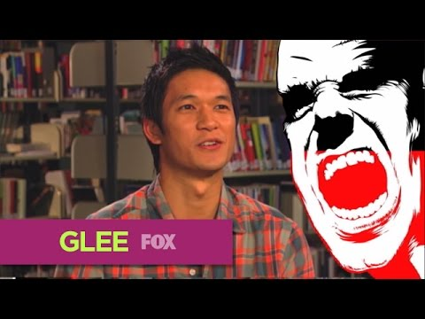 GLEE  10 Things You Don't Know About Harry Shum Jr.