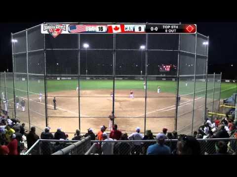 Border Battle 2014 - USA vs Canada Selects