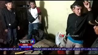 Tersangka Bersembunyi Di Atap Rumah, Polisi Lepaskan Tembakan Peringatan- NET 24
