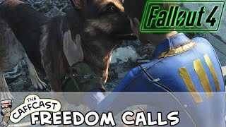 Fallout 4 PC (Max Settings 1080p 60fps) When Freedom Calls #3