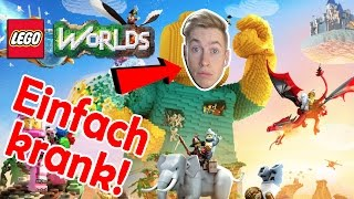 LEGO Worlds (2017) - DIESES SPIEL DÜRFT IHR NICHT VERPASSEN!!!