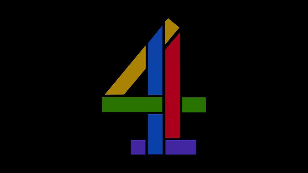 Channel 4 Coloured Logo YouTube