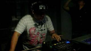 DJ Kue live in Nocturnal Transmission 9/26/09