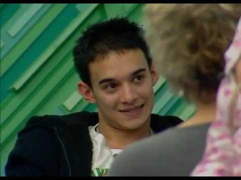 Celebrity Big Brother 2005 - Day 2.