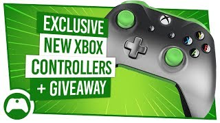 Exclusive New Xbox Controllers + Giveaway   Xbox Design Lab