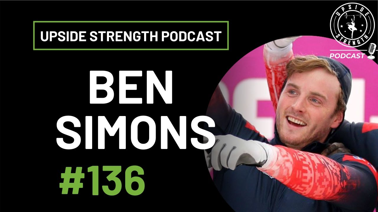 Download Ben Simons, Bobsleigh Training, Early Coaching Mistakes, Soft Tissue Work, Jumping    Episode #136