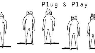 【Plug and Play】挿して、押して、謎のプラグゲー【女性実況】