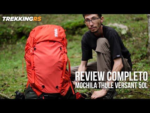 Review Completo da Mochila Thule Versant 50l (em português) – Trekking RS