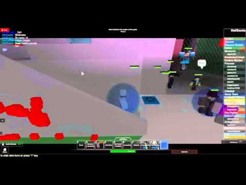 HailSanta's Guide to Camp 14 (Roblox)