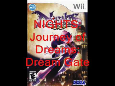 NiGHTS Journey Of Dreams Music: Dream Gate