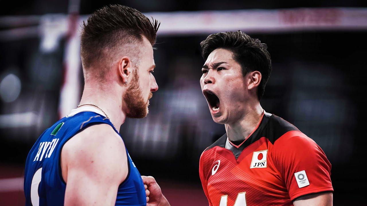 This Match Yuji Nishida & Ivan Zaytsev Will Never Forget !!!