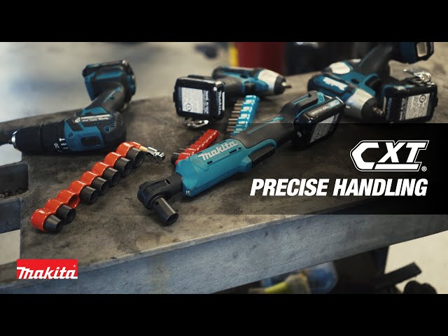 Makita 12V max CXT System -  Precise Handling