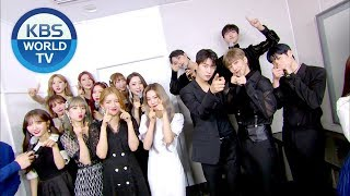 Come Back Today! WJSN & KNK! [Music Bank / ENG / CHN / 2019.01.11]