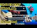 Kunci Gitar EBIET G.ADE Titip Rindu Buat Ayah | Lirik dan Chord Mudah