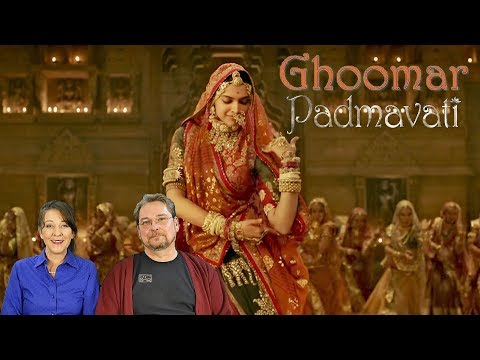 Padmaavat Song (Ghoomar) - Reaction And Review