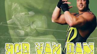 Rob Van Dam TNA Theme Song