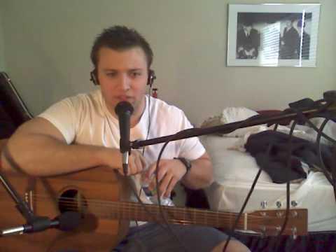 Kings Of Leon-Acoustic Ragoo Cover-Josh Thompson