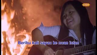 Aku Sayauka Nuan - Moฑica Elen (MTV)
