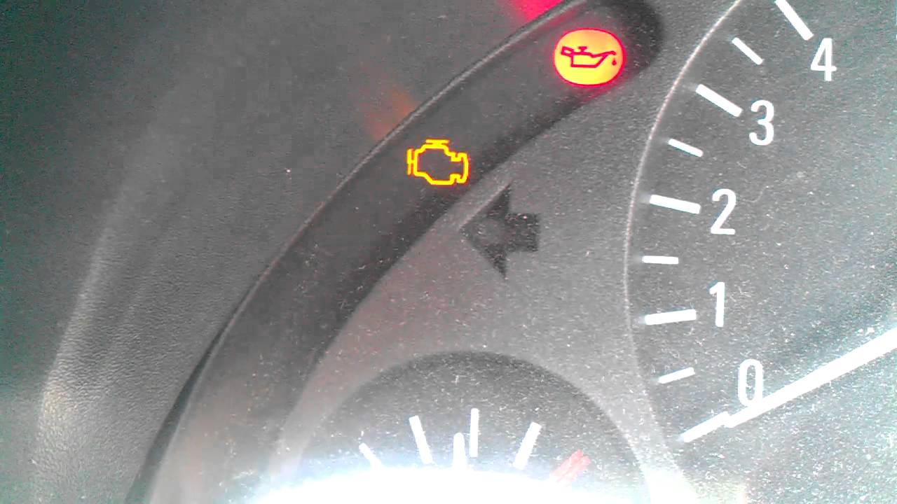 Engine Warning Light On Corsa | 2018, 2019, 2020 Ford Cars