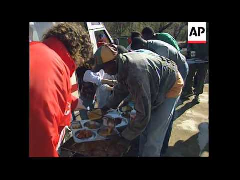 NORTH AFRICA: IMMIGRATION PROBLEMS IN SPANISH PROVINCE OF CEUTA