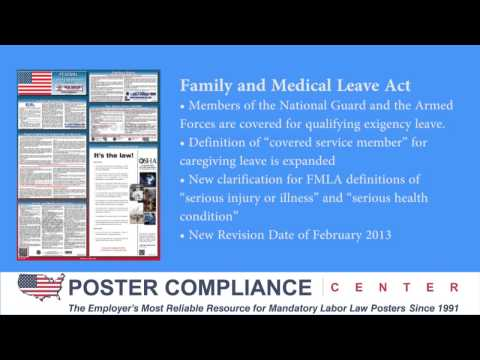 South Carolina Labor Law Poster Update 2/13
