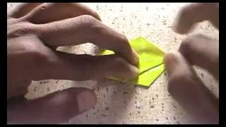 How To Make Origami Angel Fish. (john Montroll)