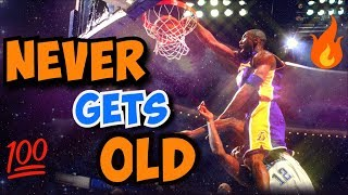 NBA Plays that you will NEVER get Tired of Watching!
