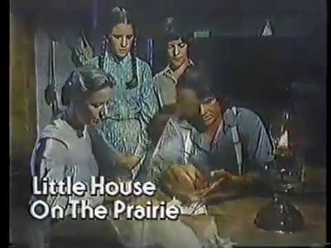 Little House On The Prairie & Father Damien The Leper Priest 1980 NBC Promo