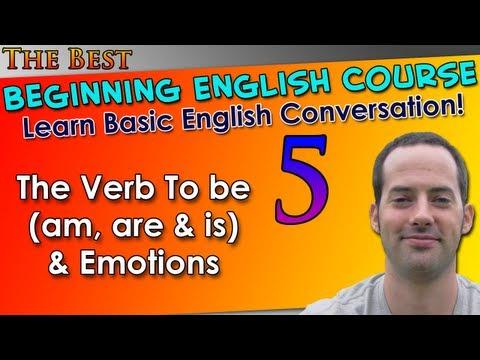 Izgovor glagola BITI na engleskom
