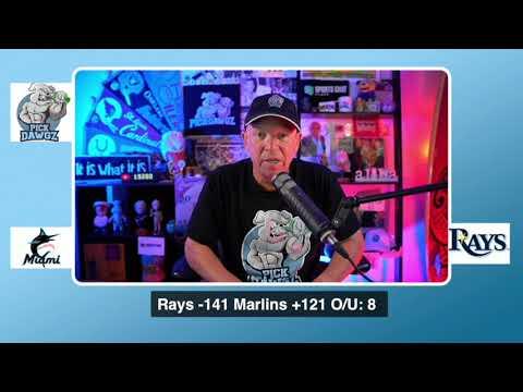 Tampa Bay Rays vs Miami Marlins Free Pick 9/4/20 MLB Pick and Prediction MLB Tips