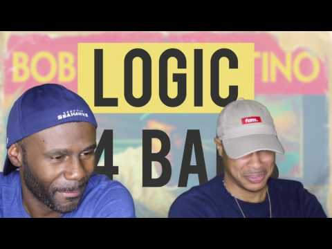 LOGIC- 44 BARS (REACTION!!!)