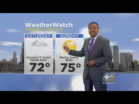 CBS 2 Weather Watch (Oct. 4, 2017)