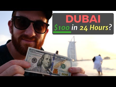 $100 in Dubai in 24 Hours? How Much Can You Get?