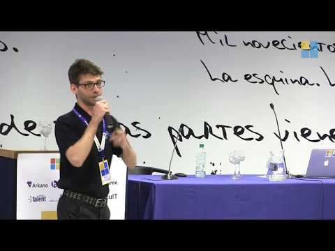 .NET Conf UY v2017 - Open Source For The Win! by Nicolas Milcoff