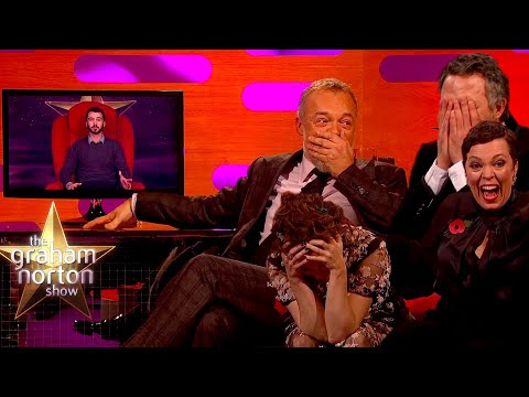 New Zealand's Funniest Red Chair Stories! | The Graham Norton Show