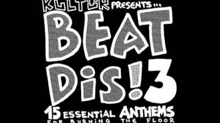 DJ KULTÜR - Beat Dis! 3 - 1998 Retro BreakBeat Session
