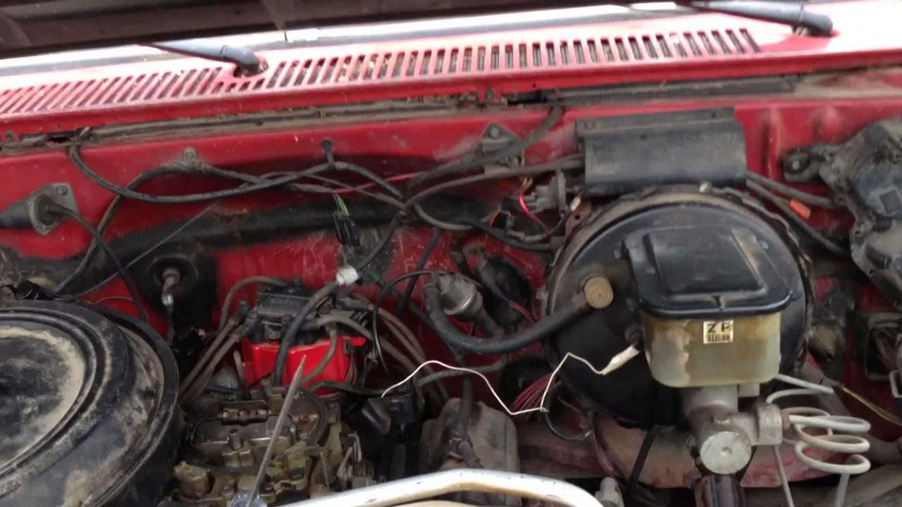 85 c10 ignition problems part 1 [ 1280 x 720 Pixel ]