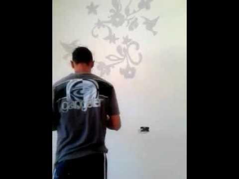 Pinturas E Decoraçãodesenho Alto Relevo Youtube