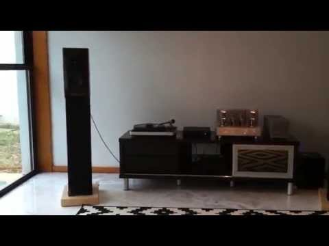 Sonus Faber Guarneri Homage - silky smooth