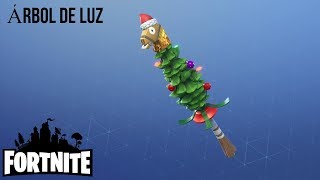 A Powerful Weapon / Tree of Light Fortnite: Saving the #294 World
