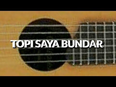 "Kreatif Lagu Anak "" TOPI SAYA BUNDAR "" Cover Akustik & Aransemen By AngGEr ASh"