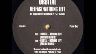 Orbital - Nothing left (Breeder remix) (1999)