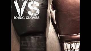 Muay Thai Gloves VS Traditional Boxing Gloves